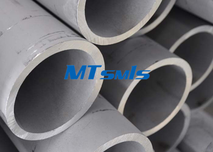 Customized Length duplex stainless steel pipe DN125 ASTM A789 2205 / 2507 1.4462 / 1.4410 supplier