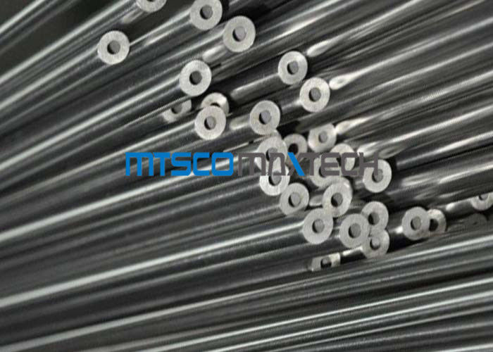 TP321 / 321H 1 / 2 Inch Seamless Stainless Steel Tube ASTM A269 With Bright Annealed Surface supplier