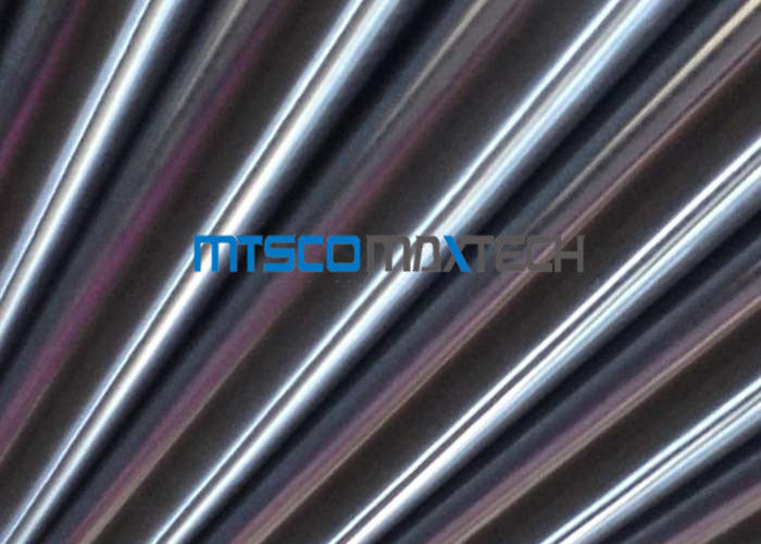 Seamles TP304 / 304L Stainless Steel Instrument Tubing With Bright Annealed Surface supplier