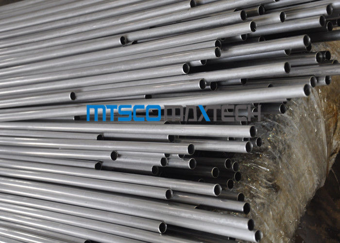 China Small Diameter Duplex Steel Tube ASTM A789 / A790 F51 / F53 Cold Drawn Pipe factory