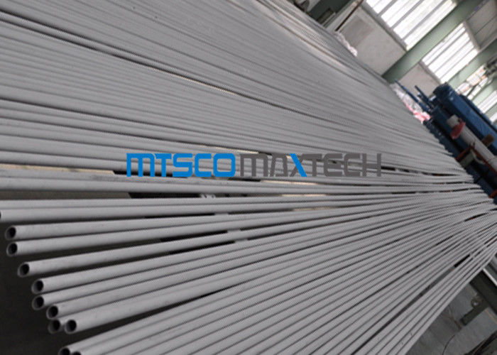 China S31803 / S32205 Small Size 1 / 2 Inch Duplex Seamless Steel Tube For Chemical factory