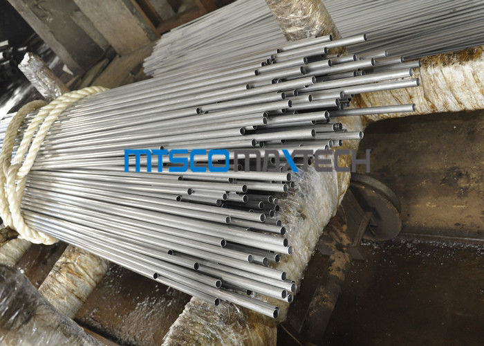 SAF2507 / 1.4410 Duplex Steel Tube 1 / 2 Inch 12SWG For Pipelines supplier