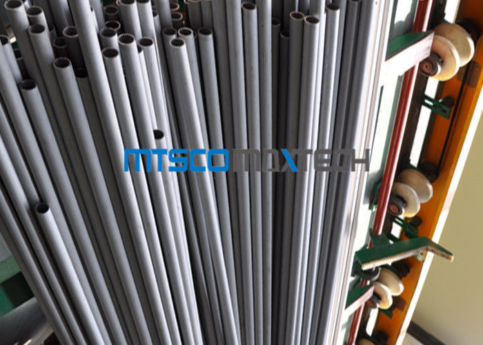 China ASTM A789 1.4462 / S32205 duplex stainless steel tube With Good Impact Toughness factory