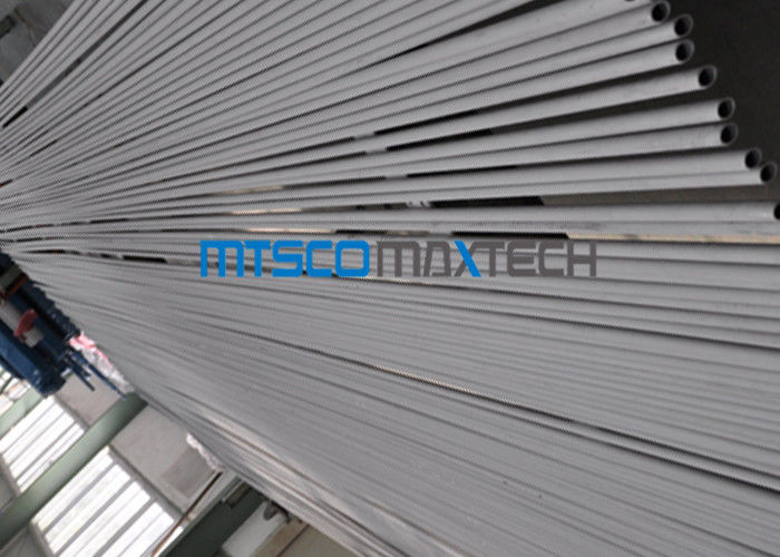 S32750 / S32205 Small F51 / F53 Duplex Steel Tube Good Ductility supplier