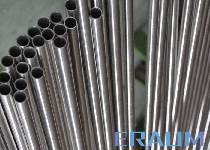 ASTM B622 Seamless Nickel Alloy Tubing Cold Drawn 3.18mm - 101.6mm Outer Diameter supplier