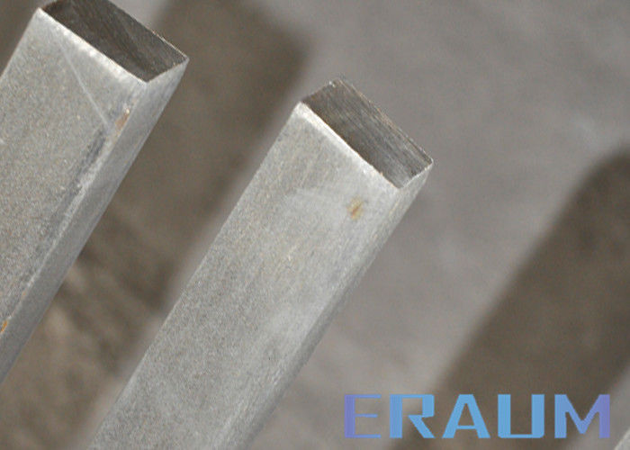 Alloy 600 / 601 UNS N06600 / N06601 Nickel Alloy Steel Square Rod For Medical Industry supplier