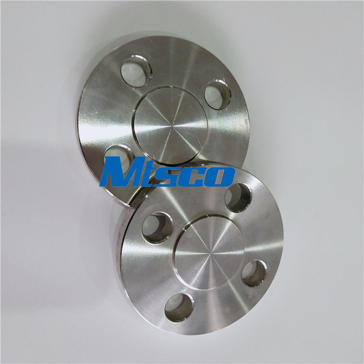 Stainless Steel Pipe Fitting F304L / 316L 150LB Stainless Steel Blind Flange supplier