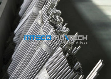 ASTM A269 Stainless Steel Instrument Tubing , Duplex Steel Tube Seamless
