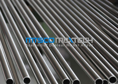 TP316L / TP304 / TP321 / TP347 Cold Drawn Sanitray Tube Seamless In Instrument Industry