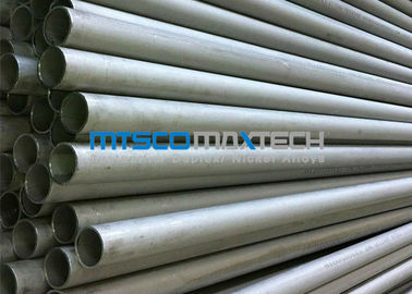 SAF2507 Seamless Duplex Steel Tube 1 Inch Sch80  33.4 x 4.55 mm