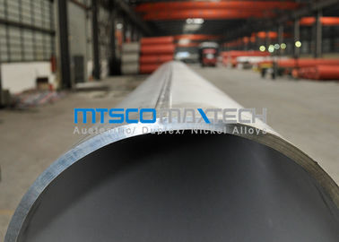 309SUS Stainless Steel Welded Pipe 14 Inch Sch40 , Size 355.6mm x 11.13mm x 3305mm