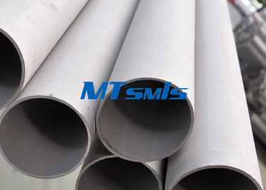 TP316L / 321H Stainless Steel Seamless Pipe Plain End ASTM A312 For Big Size