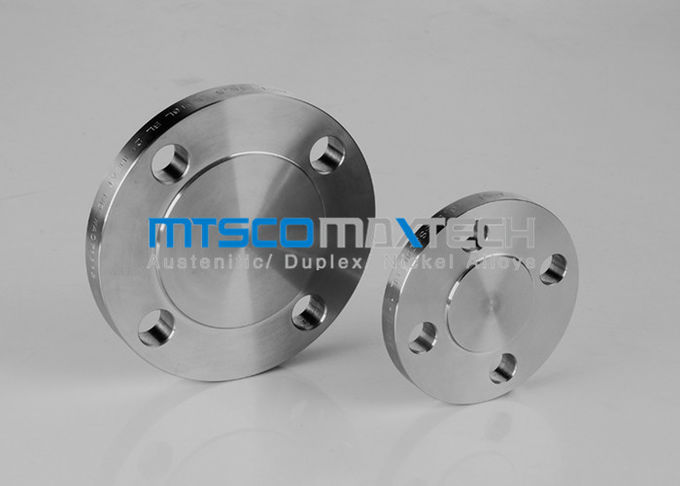 Class150-2500 ASTM A815 S31803 / 2205 / F51 Stainless Steel Flange / Duplex Steel Blind Flange