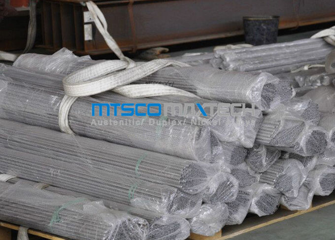 TP321 / 321H Stainless Steel Seamless Hydraulic Tubing With Bright Annealed Surface