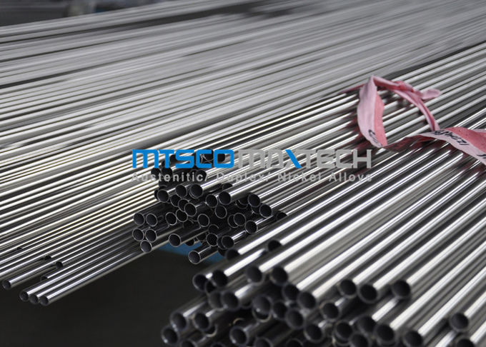 TP304 / 304L Precision Stainless Steel Seamless Tube ,  ASTM A269 / ASME SA269