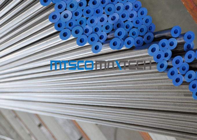 ASTM A213 TP317L Stainless Steel Seamless Tube , Cold Rolld tubing For Fluid And Gas