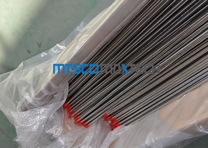 EN10216-5 TP321 / 321H Stainless Steel Seamless Tube Fixed Length