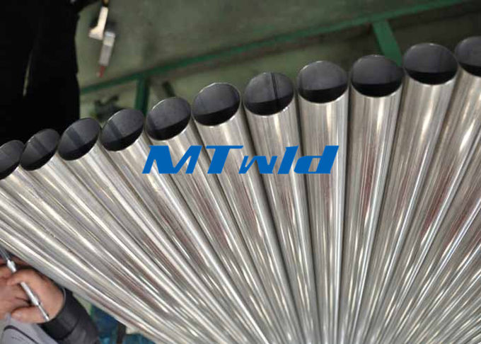 ASTM A249 / ASME SA249 TP304L / 1.4306 ERW Stainless Steel Welded Tube / Welding Round Tube