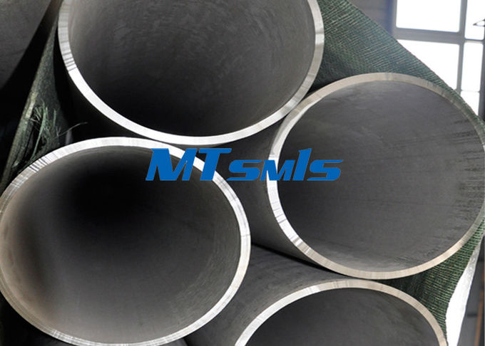 1.24mm - 54.59mm Thick 2507 / 1.4462 Duplex Steel Pipe Cold Rolled For Pipelines