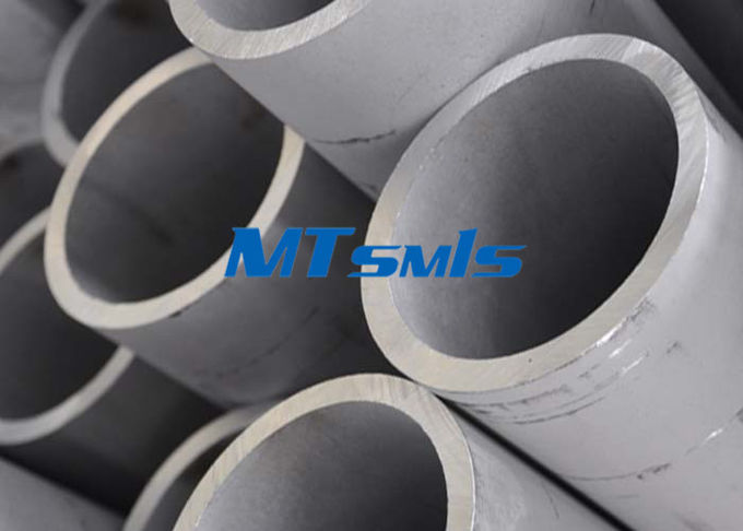 Customized Length duplex stainless steel pipe DN125 ASTM A789 2205 / 2507 1.4462 / 1.4410