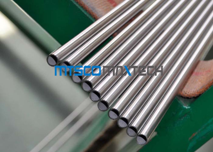 TP316L / 1.4404 Cold Drawn small diameter stainless steel tubing for chromatography industry