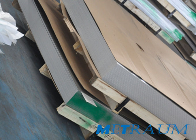 Alloy 825 / 718 Steel Nickel Alloy Sheet For Gas And Oil Industry