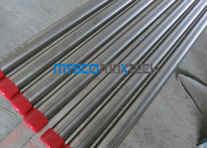 ASTM A213 / ASME SA213 ERW / EFW stainless steel welded tube With Bright Annealed Surface