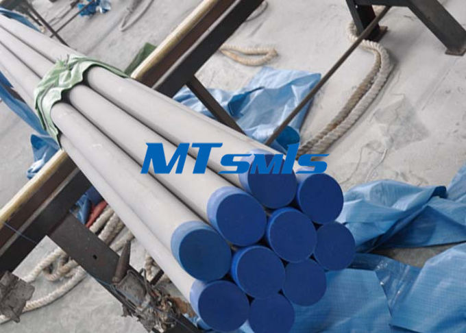 ASTM A789 / A790 2205 / 2507 Duplex Steel Pipe Cold Rolled Pipe