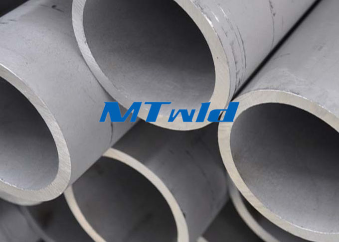 10 Inch Sch10s ASTM A790 S31803 / F51 Duplex Steel EFW Welded Pipe For Chemical Industry