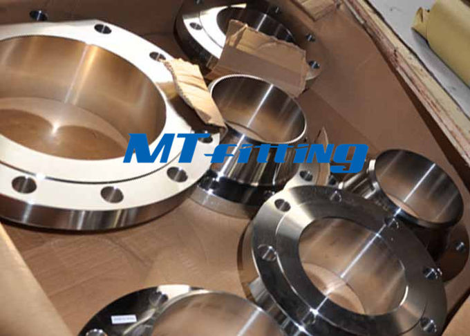 ASTM A182 / ASME SA182 600LB F304 / 304L Flanges Pipe Fittings , Stainless Steel Socket Welded Flange