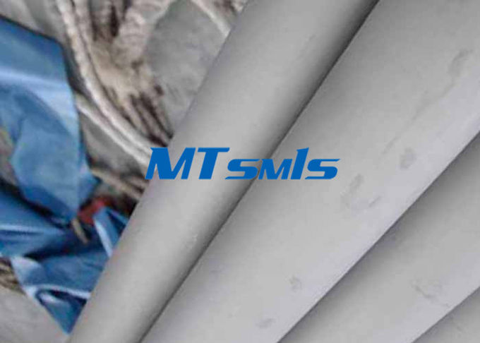 TP 321 / 321H Seamless Stainless Steel Pipe DN200 Big Size For Oil Industry