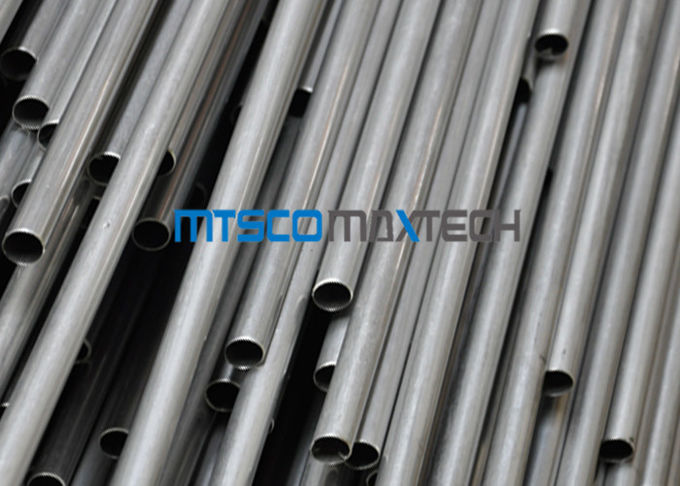 SAF2507 / 1.4410 Duplex Steel Tube 1 / 2 Inch 12SWG For Pipelines