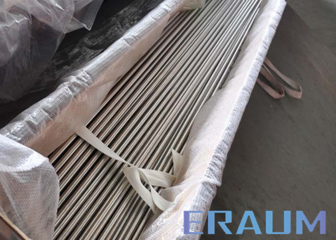 Cold Drawn Nickel Alloy Tube Seamless ASTM B407 / B829 Inc 800 / 800H / 800HT