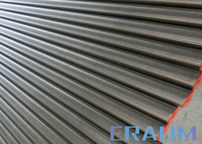 Cable Industry Seamless Copper Nickel Alloy Pipe / Tubing 6m Fixed Length