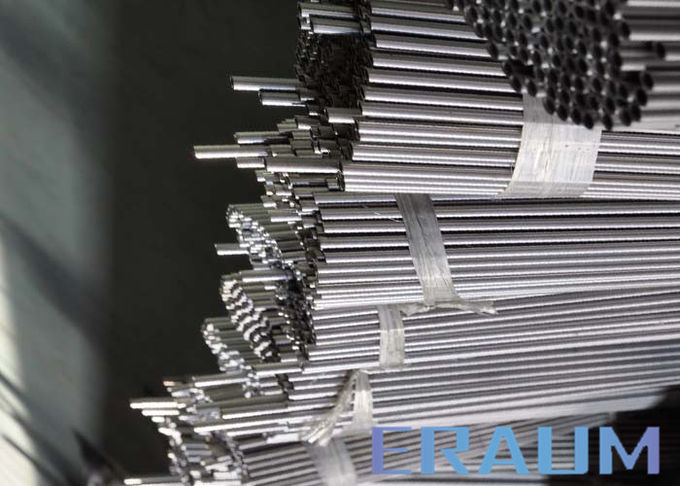 Bright Annealed Nickel Alloy Tube , ISO 9001 / PED , ANSI B36.19 ASTM B829 / ASME SB829 , ASTM B167 , ASTM B444