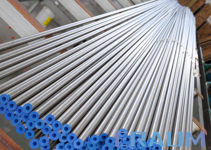 Alloy C276 / UNS N10276 Nickel Alloy Cold Rolled Tube/Pipe 0.5mm - 20mm Wall Thickness