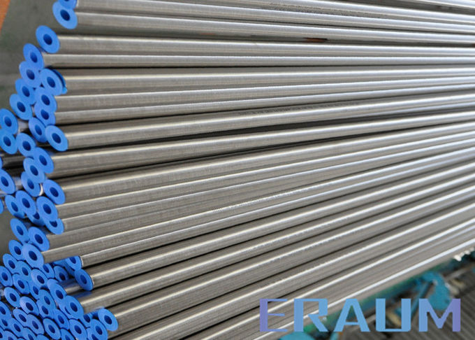 ASTM B167 Alloy 600 / UNS N06600 Nickel Alloy Tube For High Temperature