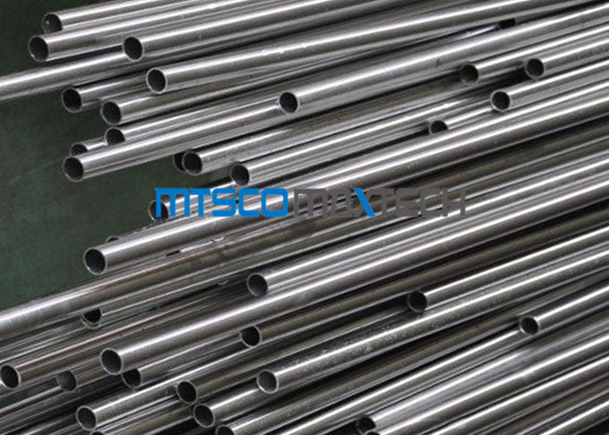 1.4438 TP317L Stainless Steel Sanitary Tube / Tubing ASTM A269 Standard