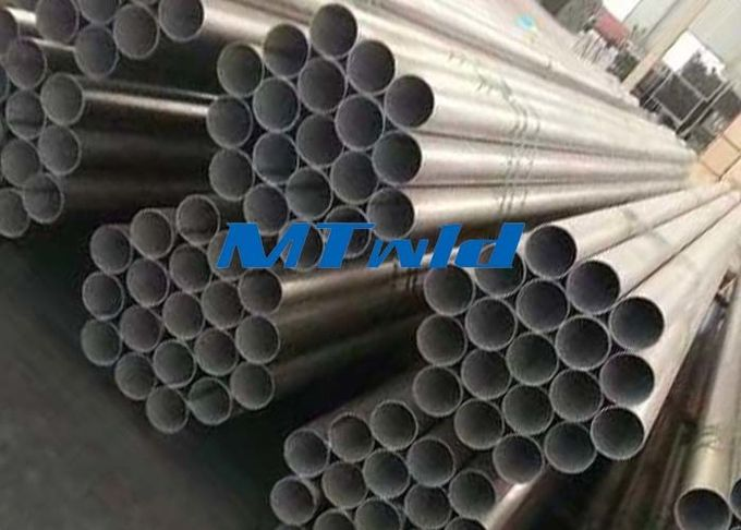 TP321 / TP347 ASTM A249 Welded Stainless Steel Tubing , Sanitary Water Tube